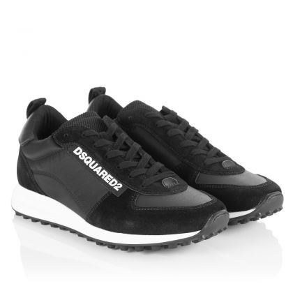 DSquared2 Hiking Suede Sneakers