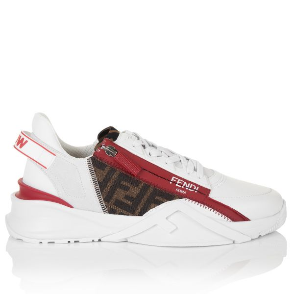 Fendi FF Motif Flow Sneakers