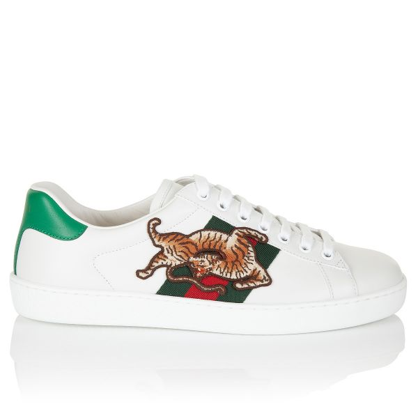 Gucci Tiger Web Ace Sneaker